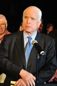 reading Body Language John McCain Political Candidate