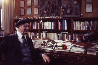 Linus Pauling's Office