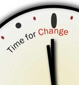 Change. istockphoto/vu3kkm.