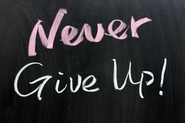 Failure: Never Give Up