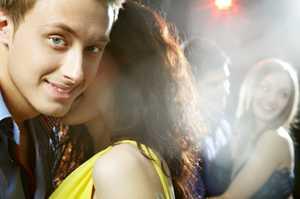 Body Language Flirting.  istockphoto/mediaphotos