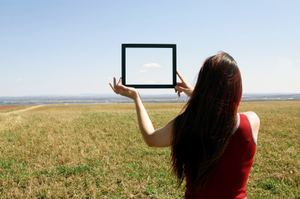Learn to Reframe, istockphoto