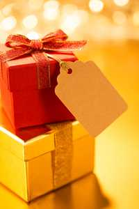 Gift. istockphoto/cclickclick