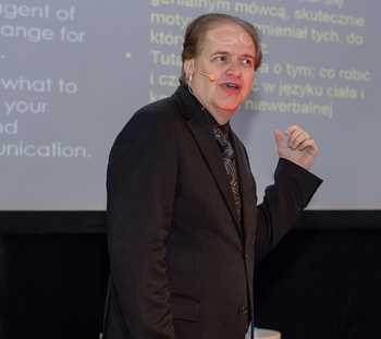Kevin Hogan Body Language Expert