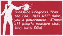 The Passive Goal Guidance System