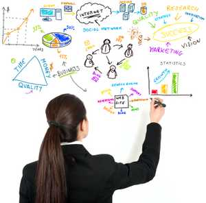 Doing the Real Research for Success. istockphoto/alphaspirit.