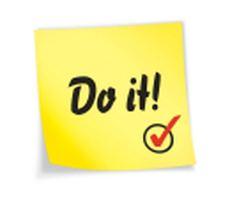 Take Action to Defeat Procrastination