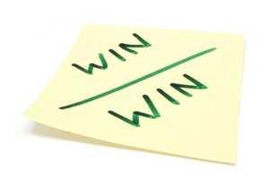 Win/Win. istockphoto/viviamo