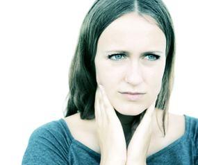 Body Language Woman - Anger, Fear