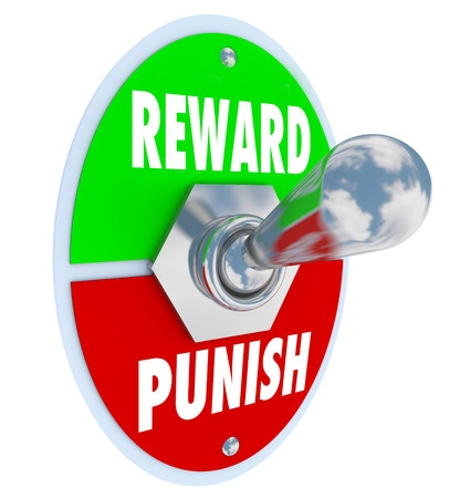 motivation reward vs. punishment